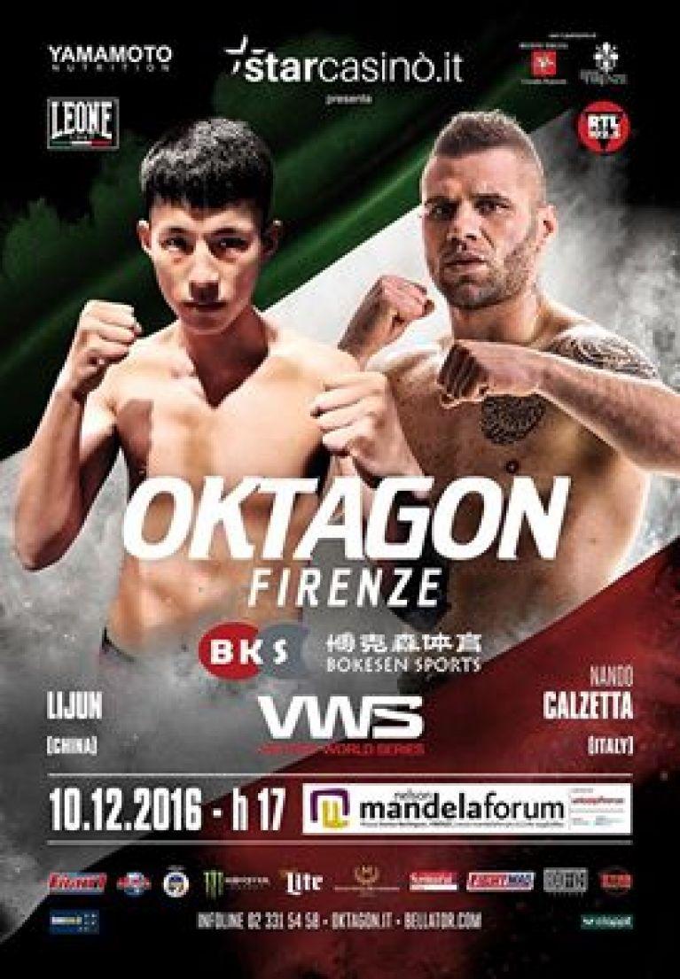 Nando Calzetta e Fight Clubbing a Bellator