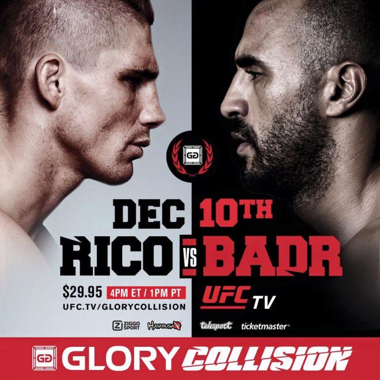 Badr Hari vs Rico Verhoeven: 10 December 2016