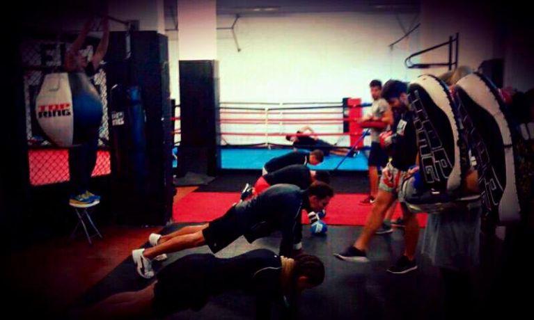 Ultimo allenamento prima della battaglia di Salerno