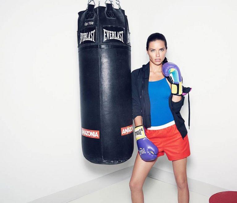 Adriana Lima: Dalla Passerella al Ring