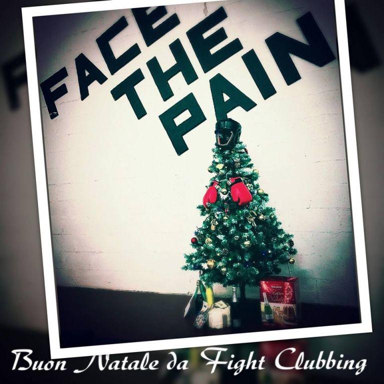 Buon Natale da Fight Clubbing