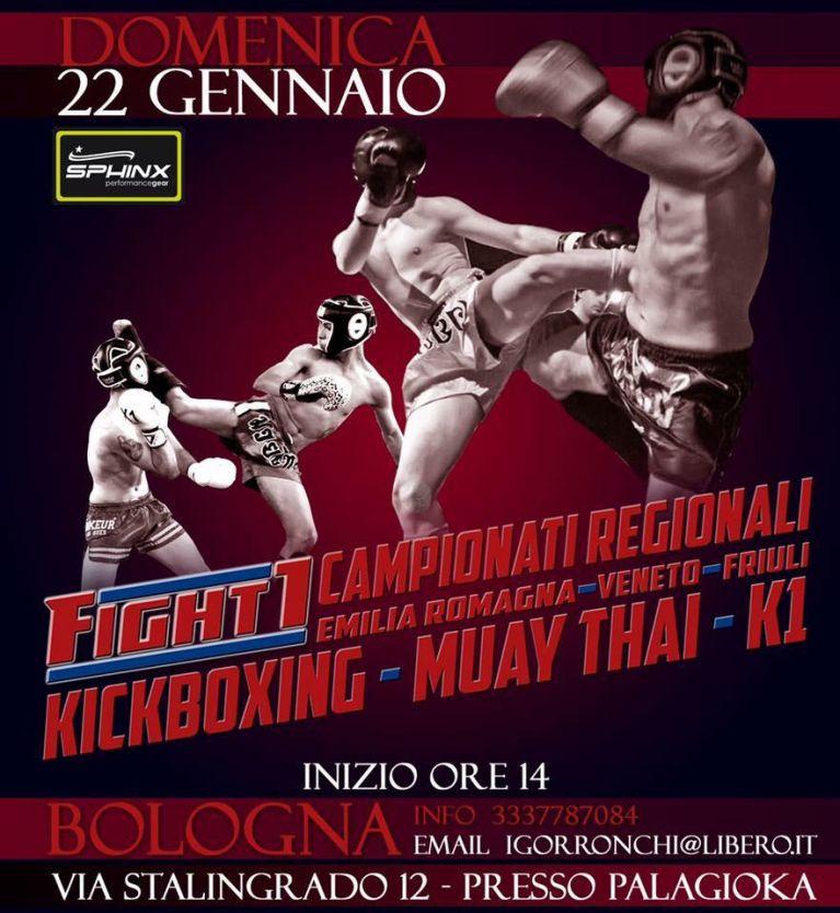 Grande Trasferta a Bologna per Fight Clubbing GYM