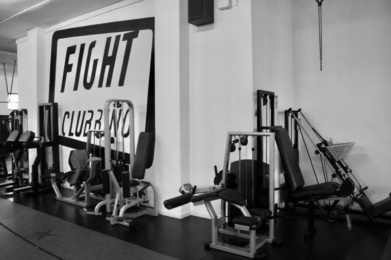 Grande Promo: Sala Pesi Pescara - Fight Clubbing GYM