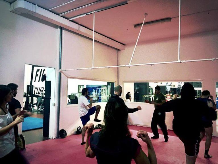 Corso di Difesa Personale - Fight Clubbing GYM