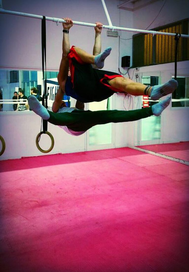 Nuovo corso di Calisthenics & Functional Training - Fight Clubbing GYM