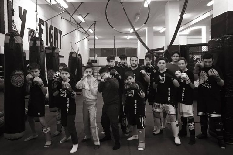 Corso di Kickboxing Bambini e Adolescenti - Fight Clubbing GYM