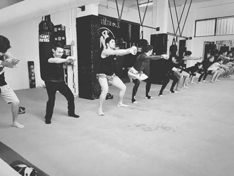 Corso di K1 Kickboxing - Fight Clubbing GYM
