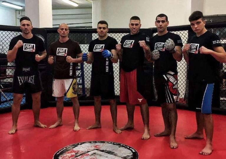 Agonisti MMA Fight Clubbing GYM - Family Fight