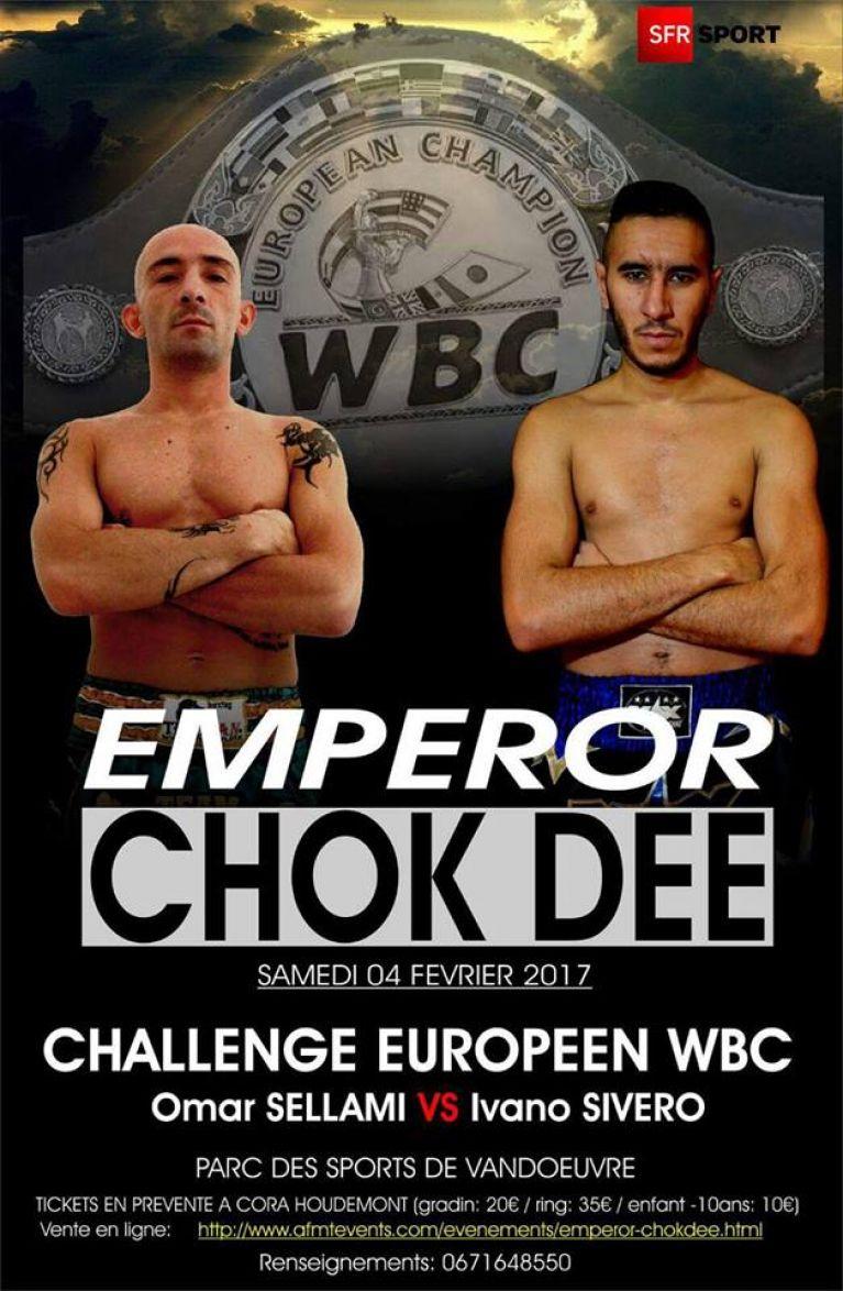 Siviero Ivano alla conquista del Titolo WBC