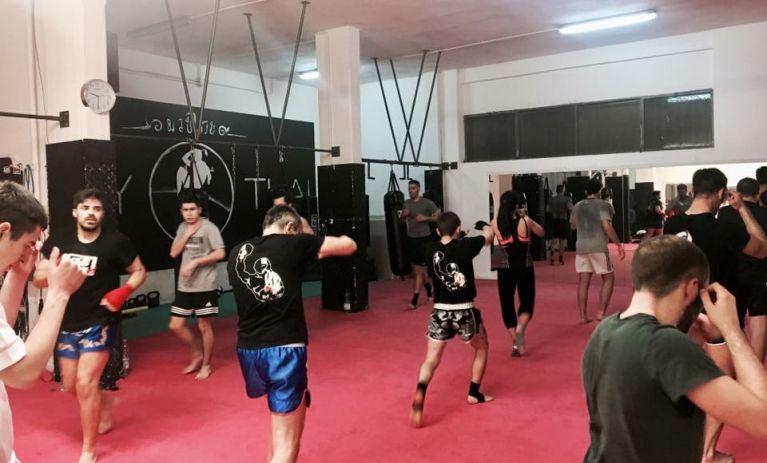 A Pescara tutti pazzi per la Kickboxing!
