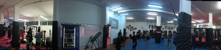 Palestra Pescara Fight Clubbing GYM