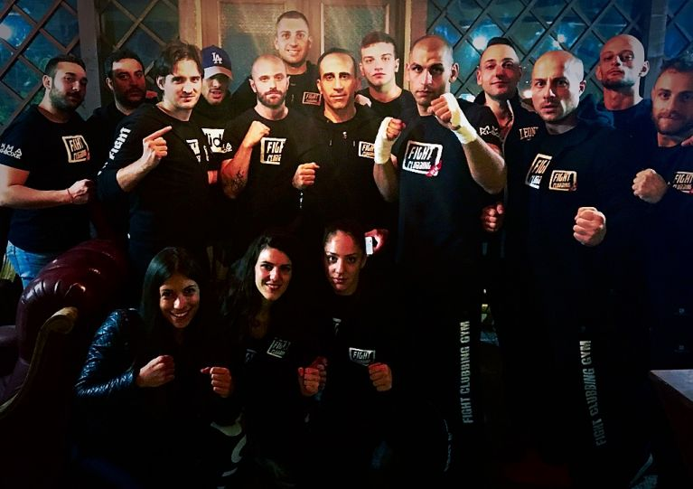 Palestra Pescara: Team Fight Clubbing GYM