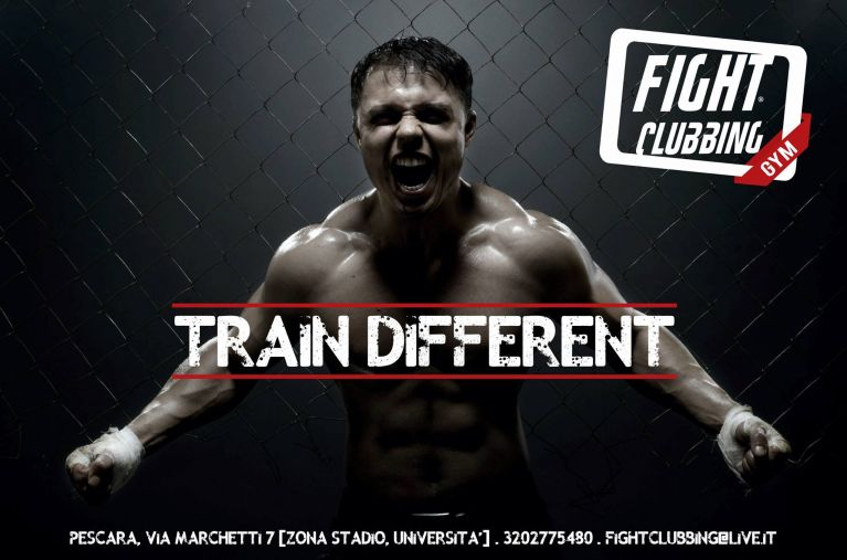 Palestra Pescara Fight Clubbing GYM