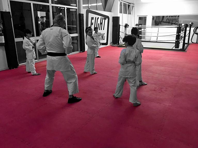Corso di Karate a Pescara