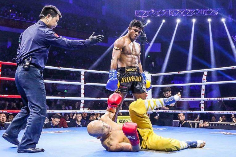 Vittoria negata a Buakaw in Cina