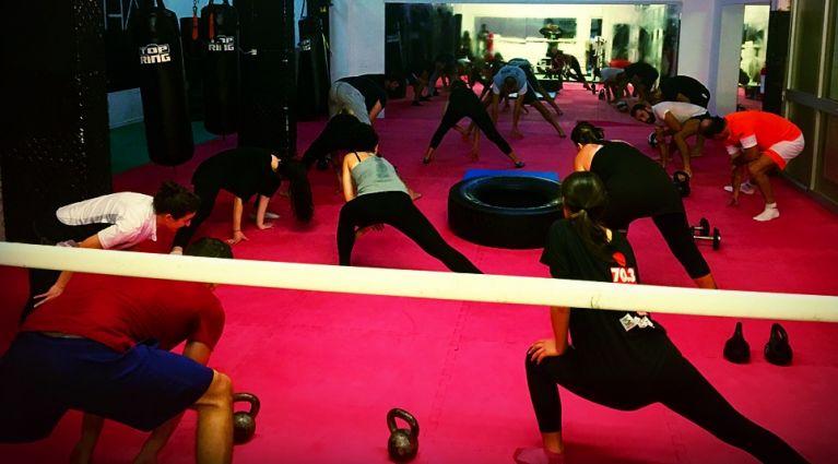 Fitness e Sport da combattimento a Pescara con il Fight&Go