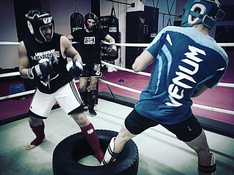 Corso di Kick Boxing - K1 a Pescara: Fight Clubbing GYM KickBoxing