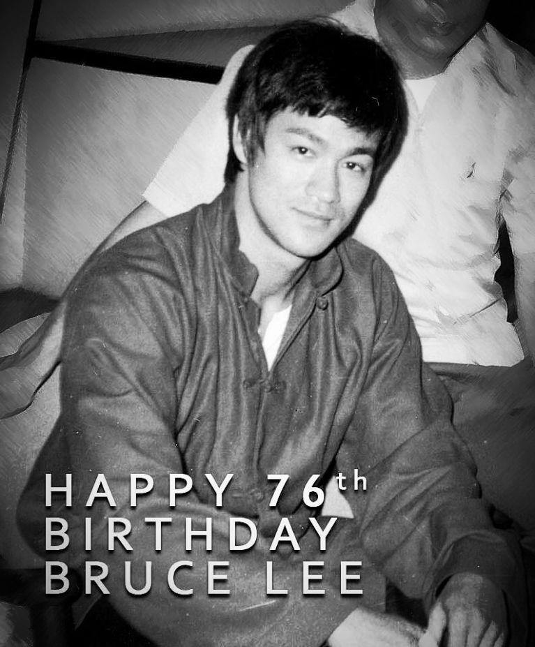 76 anni fa nasceva Bruce Lee