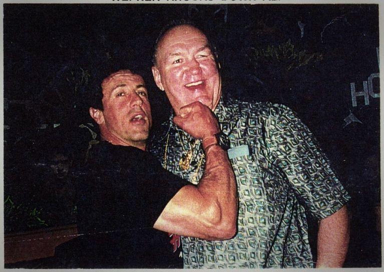 Chuck Wepner: il pugile che ispirò Rocky