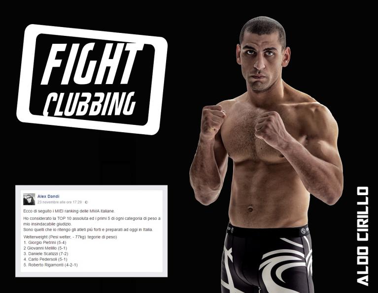 """Fight Clubbing lancia la sfida ad Alex Dandi: Il nostro Cirillo contro i tuoi """"N°1"""""""