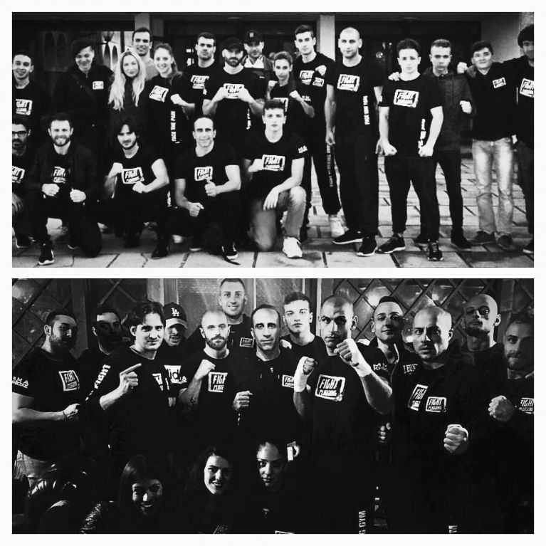 Our Family: Fight Clubbing GYM