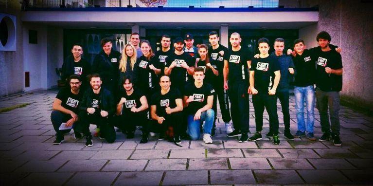 Grande Successo a Salerno per il Team Fight Clubbing GYM