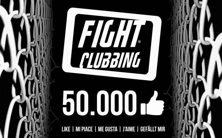 Fight Clubbing si riconferma come pagina più seguita d'Italia
